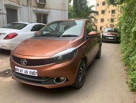 2017 Tata Tigor XZA AT for sale at low price