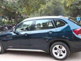 Used BMW X1 AT car at low price