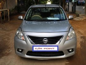Used Nissan Sunny 2011-2014 Diesel XV 2013 MT for sale