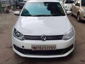Used Volkswagen Vento AT car at low price