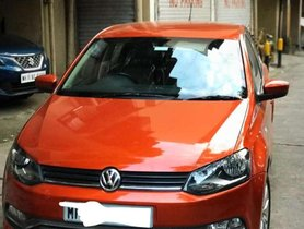 Volkswagen Polo Highline Petrol, 2014, Petrol AT for sale