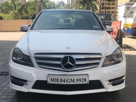 2014 Mercedes Benz C-Class AT for sale at low price