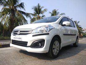 Maruti Suzuki Ertiga VXI CNG 2016 MT for sale