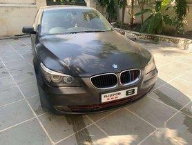 Used BMW 5 Series 520d Sedan 2008 MT for sale