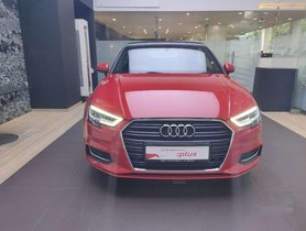 Audi A3 Cabriolet AT 2019 for sale