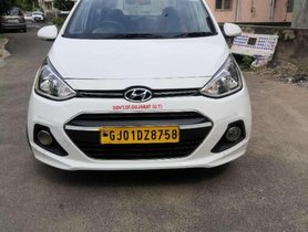 Hyundai Xcent S 1.2 OPT, 2016, Diesel MT for sale
