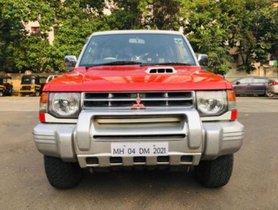 Used Mitsubishi Pajero 2.8 GLX Sports MT car at low price