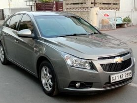 2012 Chevrolet Cruze MT for sale at low price