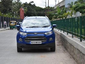 Ford EcoSport 2013-2015 1.5 DV5 MT Titanium for sale