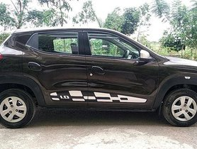 Used Renault Kwid RXT MT car at low price