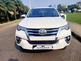 Toyota Fortuner 2016 4x4 AT for sale