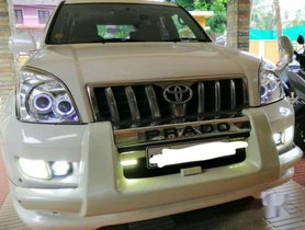 Used Toyota prado AT for sale