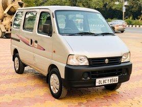 2016 Maruti Suzuki Eeco Petrol MT for sale in New Delhi