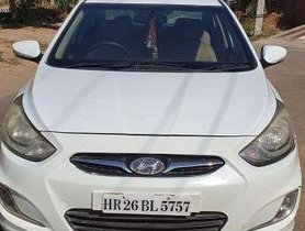 Used Hyundai Verna CRDi SX ABS MT car at low price