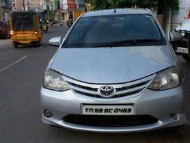 Toyota Etios GD, 2013, Diesel MT for sale