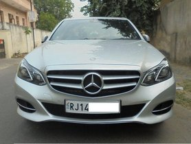 2013 Mercedes Benz E-Class AT 2013-2015 for sale