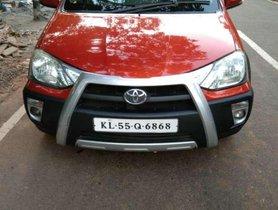 2014 Toyota Etios Cross MT for sale