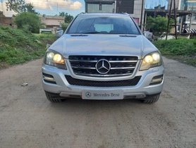 2010 Mercedes Benz M Class AT for sale