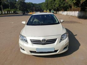 2011 Toyota Corolla Altis AT for sale
