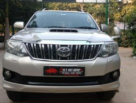 Toyota Fortuner 3.0 4x2 AT, 2012, Diesel for sale