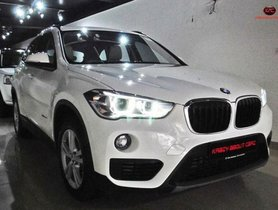 BMW X1 AT 2017 for sale