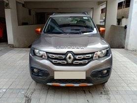 Renault Kwid Climber 1.0 AMT 2017 MT for sale