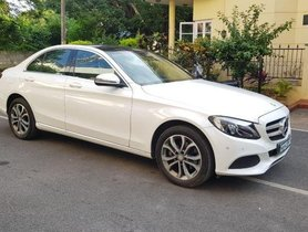 Mercedes-Benz C-Class C 220 CDI Sport Edition AT for sale