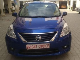 Used Nissan Sunny MT 2011-2014 car at low price