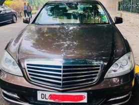 2011 Mercedes Benz S Class MT for sale