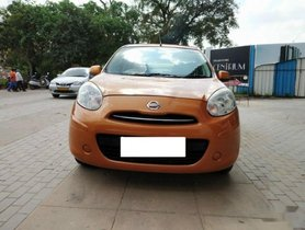2011 Nissan Micra Diesel XV MT for sale at low price