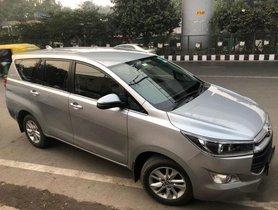 2018 Toyota Innova Crysta 2.4 VX MT for sale