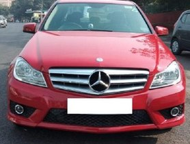 Mercedes-Benz C-Class 220 CDI AT for sale