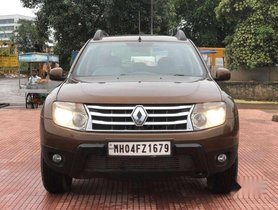 Renault Duster 110 PS RxZ Diesel (Opt), 2013, Diesel MT for sale