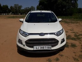 2017 Ford EcoSport MT for sale