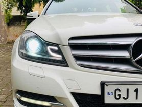 Mercedes-Benz C-Class 250 Avantgarde, 2011, Diesel AT for sale