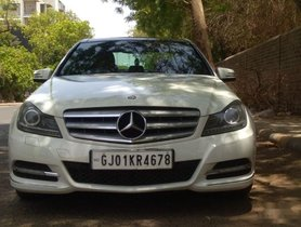 2012 Mercedes Benz C-Class 200 K AT for sale