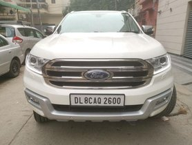 2017 Ford Endeavour AT for sale at low price