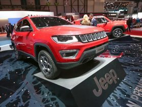 Three Upcoming Jeep SUVs In India
