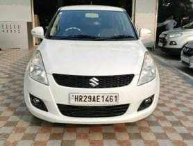 2013 Maruti Suzuki Swift VDI Diesel MT for sale in Faridabad