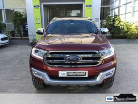 2018 Ford Endeavour AT for sale