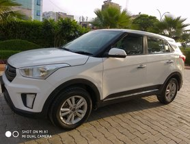 2018 Hyundai Creta E Plus Diesel MT for sale in New Delhi