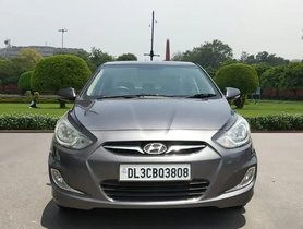 2012 Hyundai Verna 1.6 CRDi SX Diesel MT for sale in New Delhi