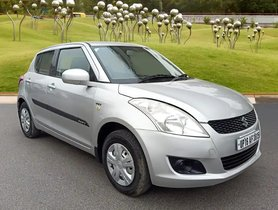 2011 Maruti Suzuki Swift LXI Petrol MT for sale in Noida