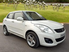 2013 Maruti Suzuki Swift Dzire VDI Diesel MT for sale in New Delhi