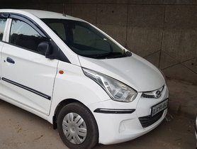 2012 Hyundai Eon Petrol CNG AT for sale in New Delhi