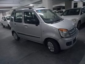 2009 Maruti Suzuki Wagon R Petrol CNG AT for sale in New Delhi