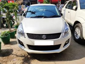 2015 Maruti Suzuki Swift VXI Petrol MT for sale in New Delhi