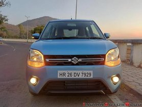 BS6 Maruti WagonR 1.0-Litre Petrol Launched