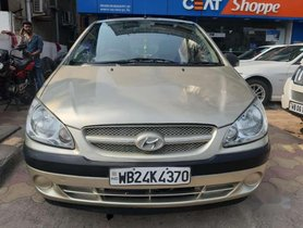 Used 2009 Hyundai Getz 1.1 GVS MT for sale