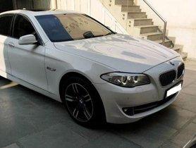 2011 BMW 5 Series 520d sedan AT for sale at low price
